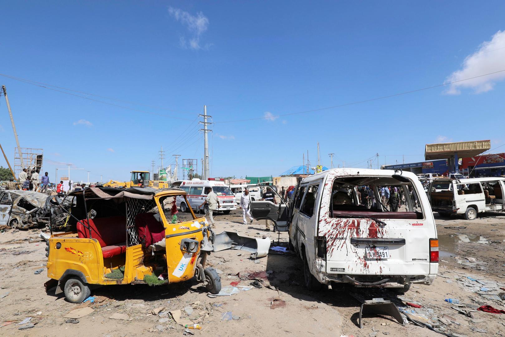 تفجير في الصومال، صورة تعبيرية من الأرشيف