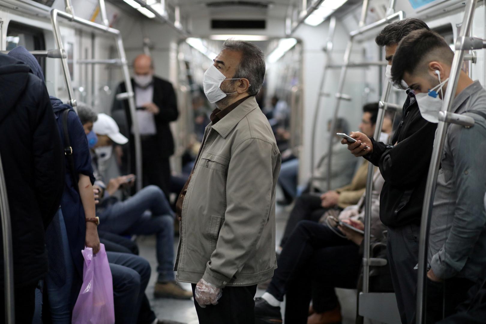 إيران.. 63 وفاة جراء كورونا خلال يوم وحصيلة الإصابات تتجاوز الـ150 ألفا