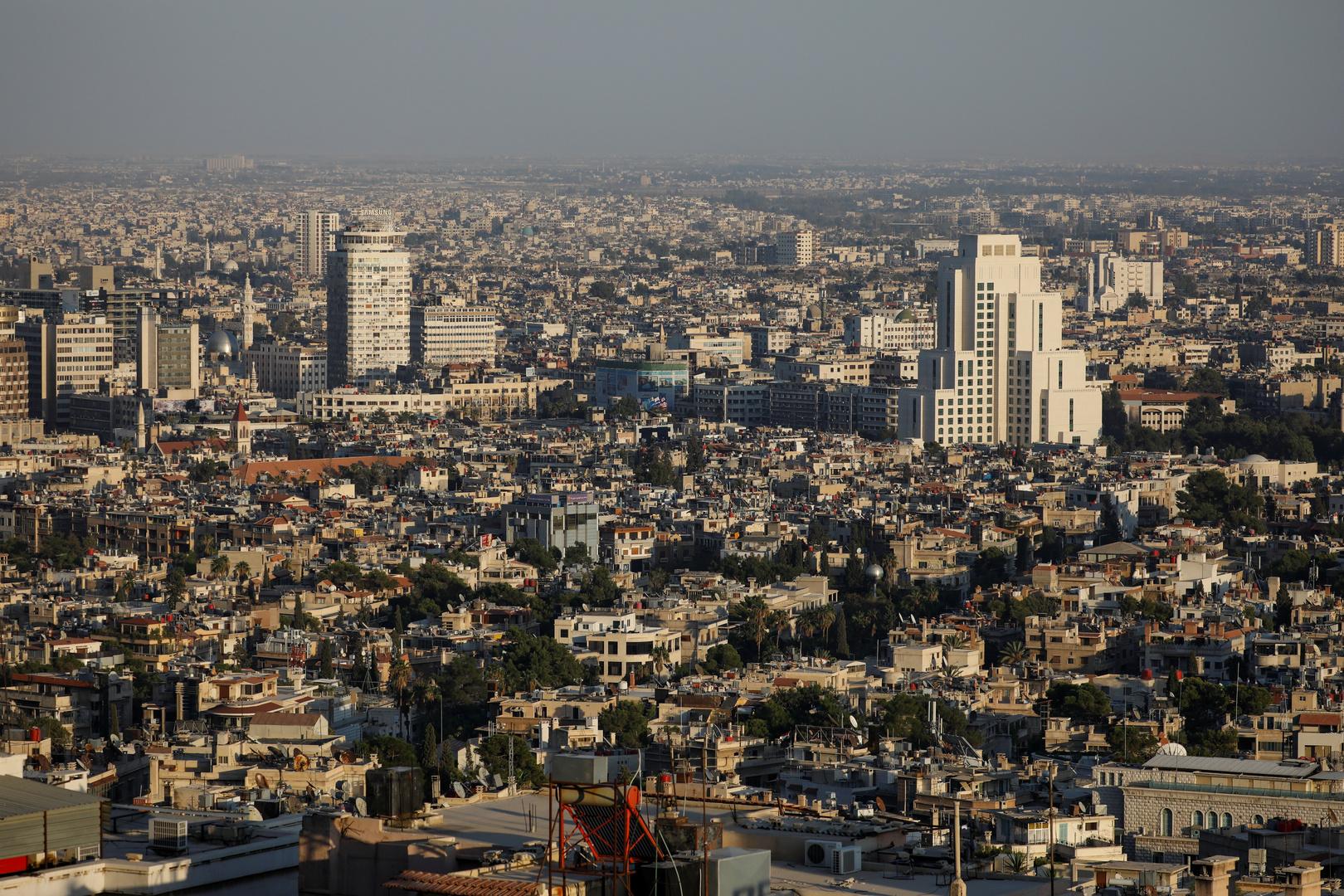 دمشق - صورة أرشيفية