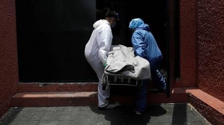 المكسيك تسجل رقما قياسياجديدا لليوم الثاني على التوالي في معدل وفيات كورونا