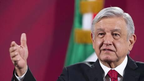 رئيس المكسيك: تجنبنا الغرق في طوفان كورونا