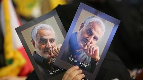 بالفيديو.. الكشف عن إرسال قاسم سليماني السلاح إلى فلسطين