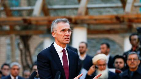 ستولتنبرغ يرحب بوقف إطلاق النار في أفغانستان