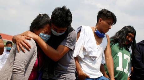 إصابات كورونا في المكسيك تتجاوز الـ 70 ألف حالة