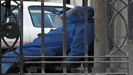 بعد شفائها من كورونا.. وفاة سيدة مصرية أثناء مغادرتها المستشفى!