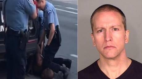 """زوجة الشرطي الأمريكي المتهم بقتل """"فلويد"""" تتحرك ضد زوجها"""