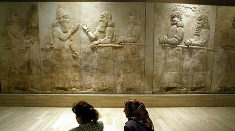بالصور والفيديو.. شاهد ظهور أشهر ملوك العراق القديم