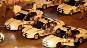 السعودية.. شرطة الرياض تلقي القبض على المتباهي بحمل رشاش (فيديو)