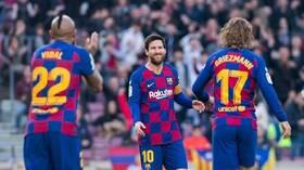 رسميا.. برشلونة يعلن استئناف لاعبيه للتدريبات