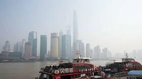مستوى تلوث الهواء في الصين تجاوز مستوى 2019