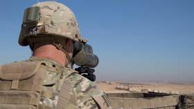 التلفزيون السوري: الجيش يمنع رتلا أمريكيا من المرور نحو تل تمر ويجبره على العودة