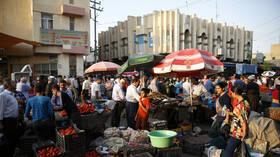 العراق.. أربيل تحذر من تفشي كورونا بسبب عدم التزام المواطنين