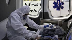 إيران.. 57 وفاة و2282 إصابة جديدة بفيروس كورونا خلال الساعات الـ24 الماضية