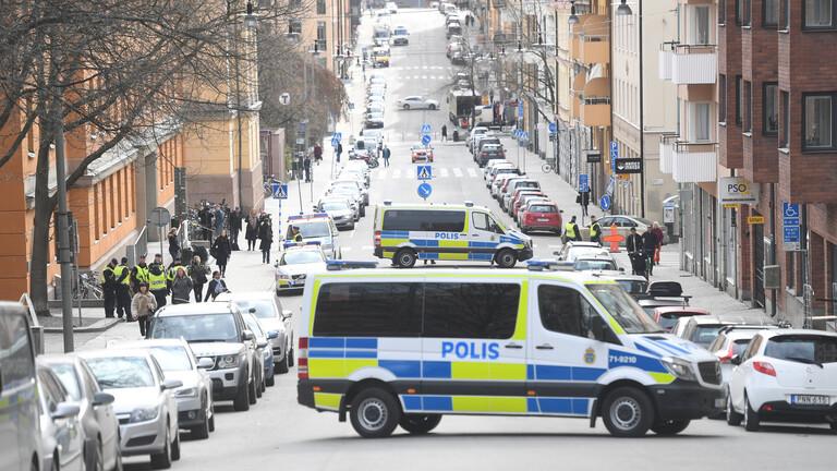 الشرطة السويدية: أنباء عن إطلاق نار داخل مركز تجاري في ضواحي ستوكهولم