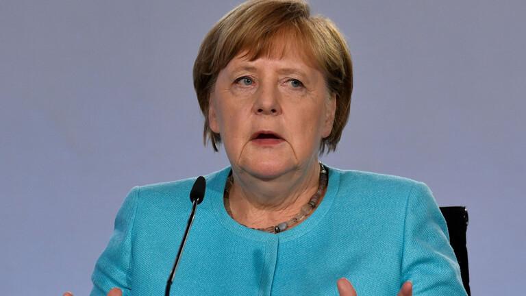 ميركل: على أوروبا التفكير في مكانتها في عالم لا تقوده الولايات المتحدة