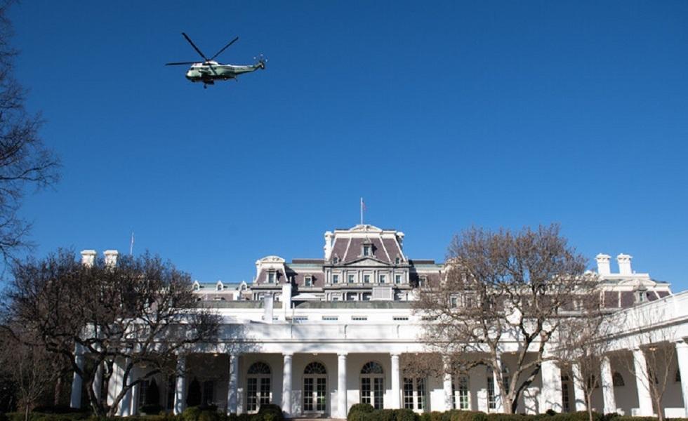 نيويورك تايمز: موظفو الخدمة السرية نقلوا ترامب إلى مخبأ تحت الأرض في البيت الأبيض!