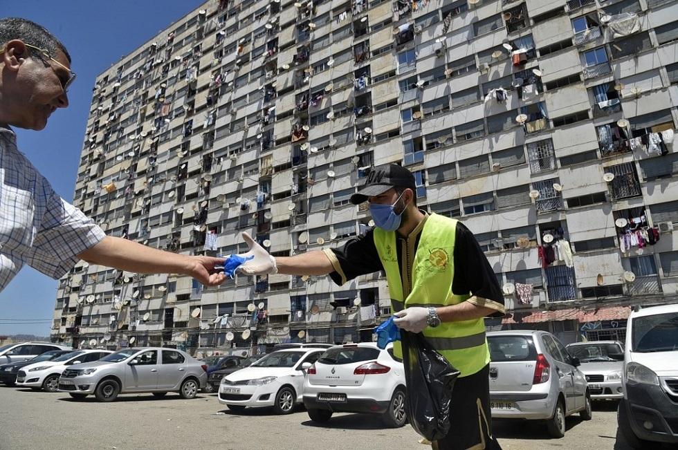 الجزائر تسجل 8 وفيات و119 إصابة جديدة بفيروس كورونا