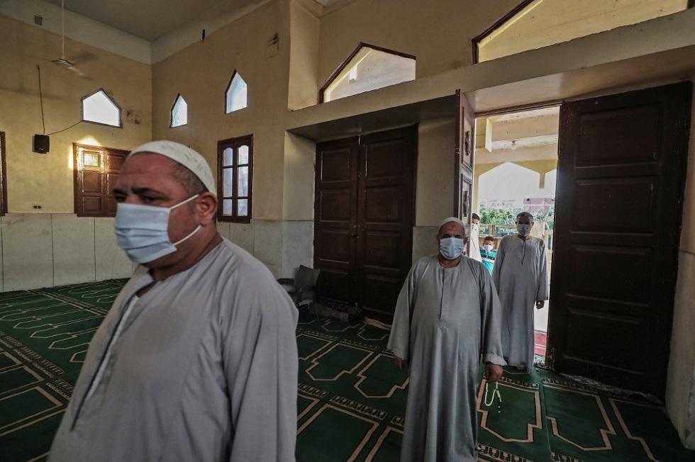مصر تسجل 46 وفاة و1399 إصابة جديدة بفيروس كورونا
