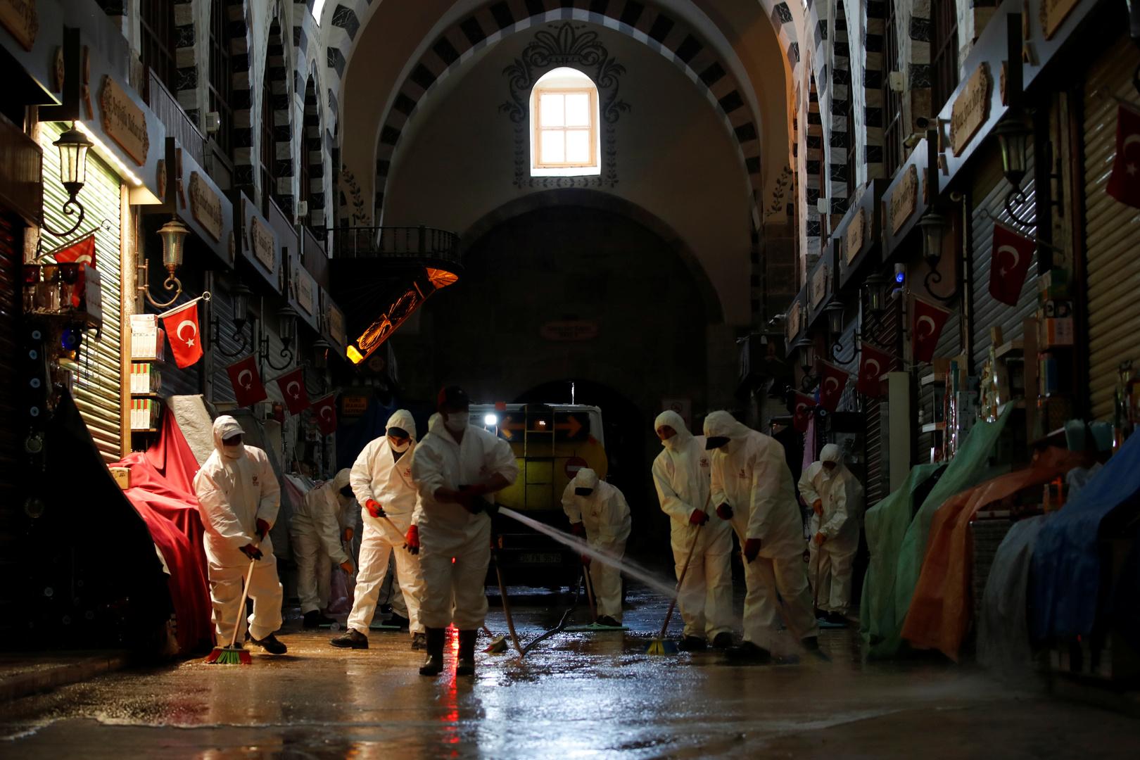 تركيا تسجل تراجعا جديدا للإصابات والوفيات بفيروس كورونا