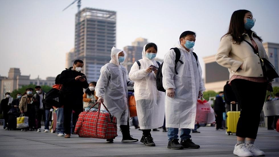 الصين تعلن عن إصابات جديدة بفيروس كورونا المستجد