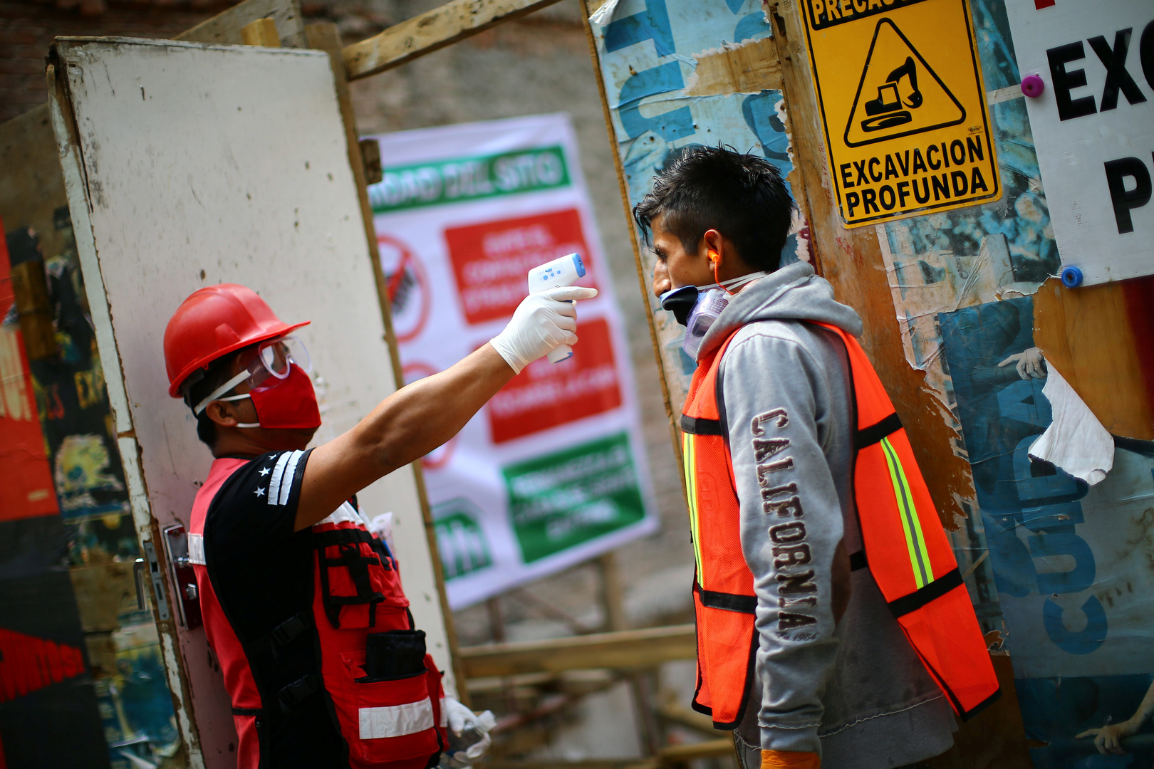 المكسيك تسجل ارتفاعا قياسيا بأعداد المصابين بكورونا