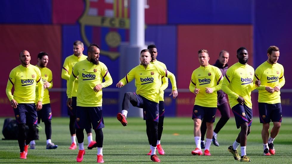 7 إصابات بفيروس كورونا في برشلونة معظمها للاعبين