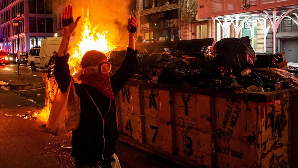 الولايات المتحدة تشهد بروفة لحرب أهلية جديدة