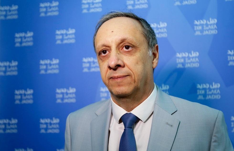 رئيس حزب جيل جديد سفيان جيلالي
