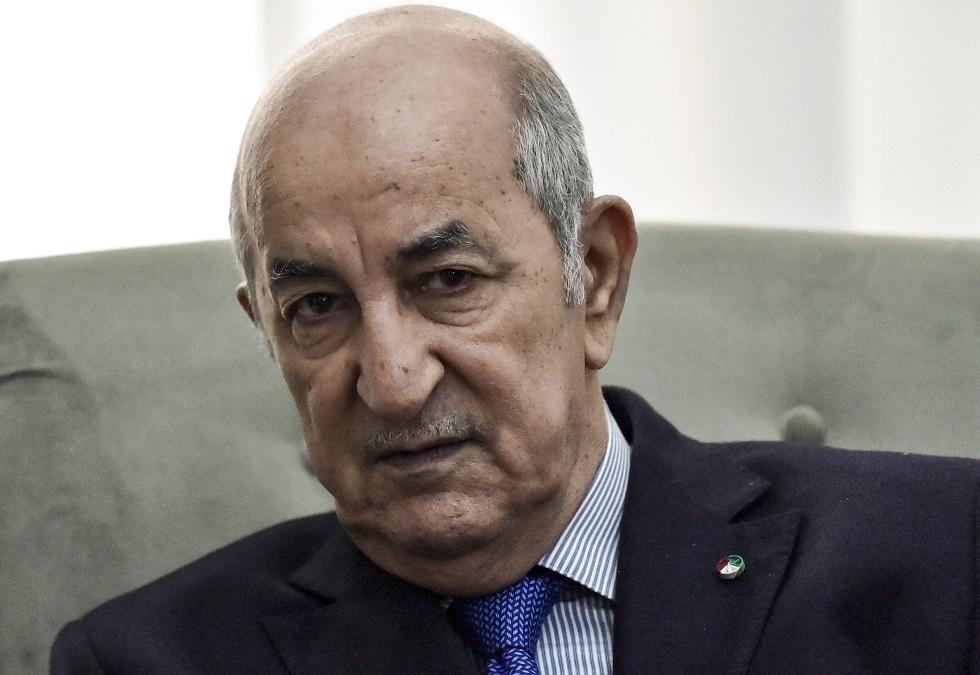 الرئيس الجزائري يعد بالتصدي لـ