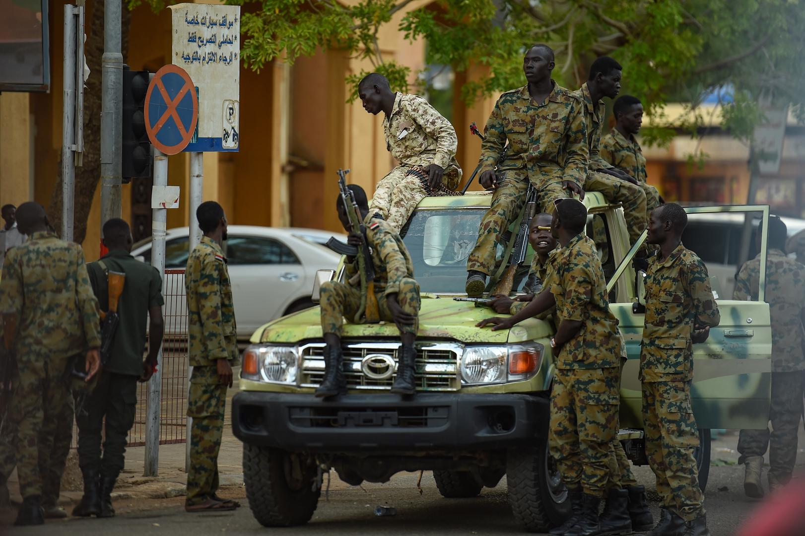 الجيش السوداني: متمردون يهاجمون قواتنا بدارفور