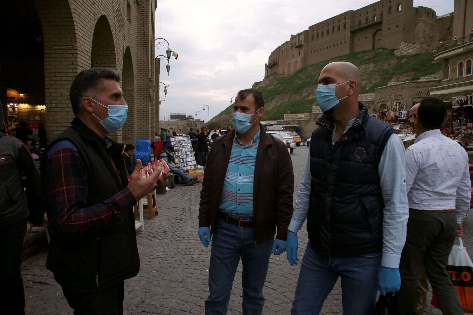 العراق.. أربيل تتخذ قرارات جديدة بشأن حظر التجوال