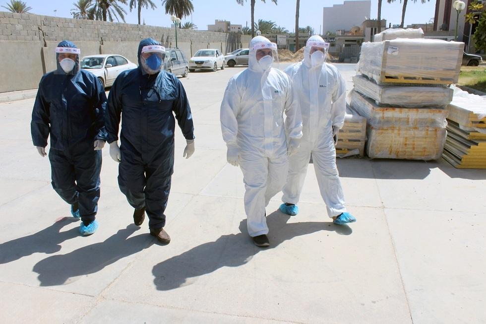 ليبيا.. 14 إصابة جديدة بفيروس كورونا المستجد