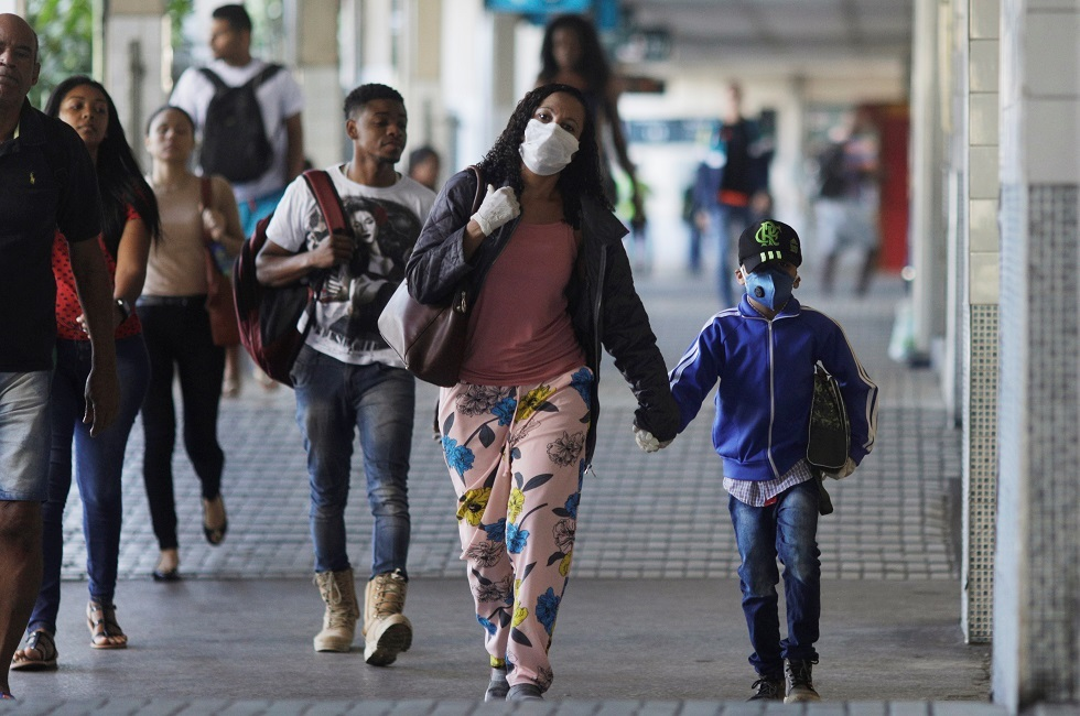 ارتفاع كبير في عدد الوفيات والإصابات بفيروس كورونا في البرازيل