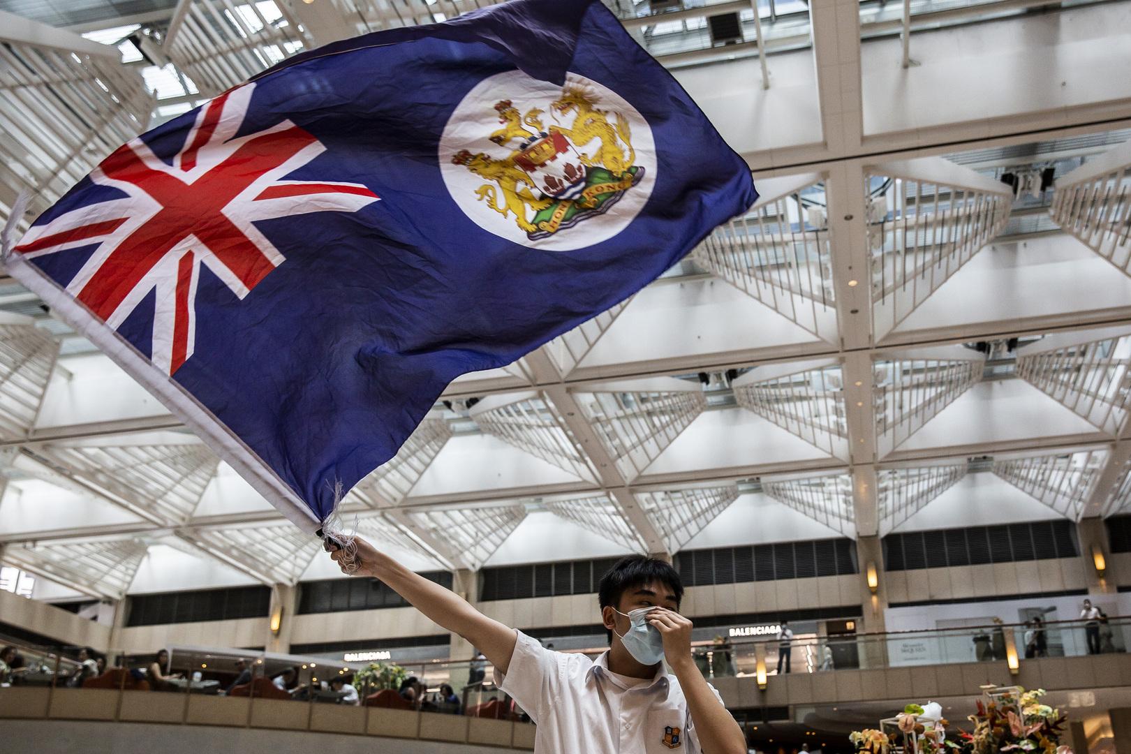 جونسون: بريطانيا ستغير قواعد الهجرة في حال تطبيق القانون الصيني على هونغ كونغ