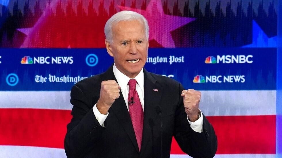 أسوشيتد برس: فوز جو بايدن بالانتخابات التمهيدية للحزب الديمقراطي في ولايتي بنسلفانيا ورود آيلاند