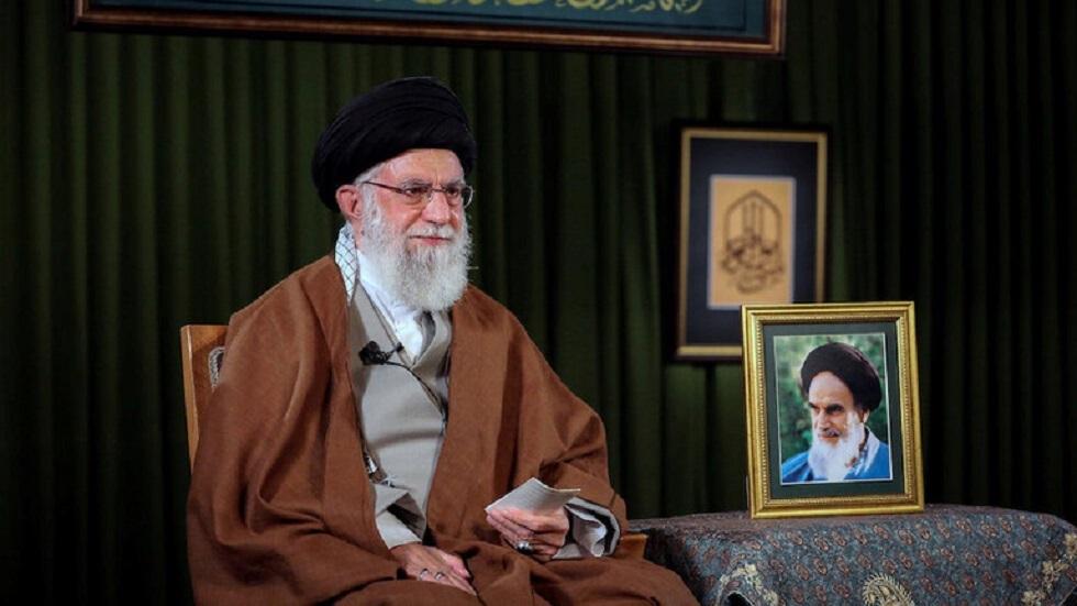 المرشد الأعلى للثورة الإيرانية، آية الله علي خامنئي