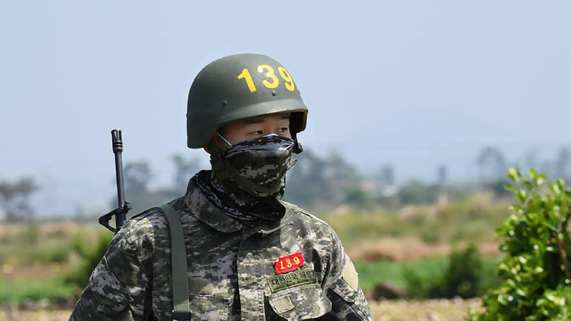 سون يتحدث عن تجربته بالخدمة العسكرية