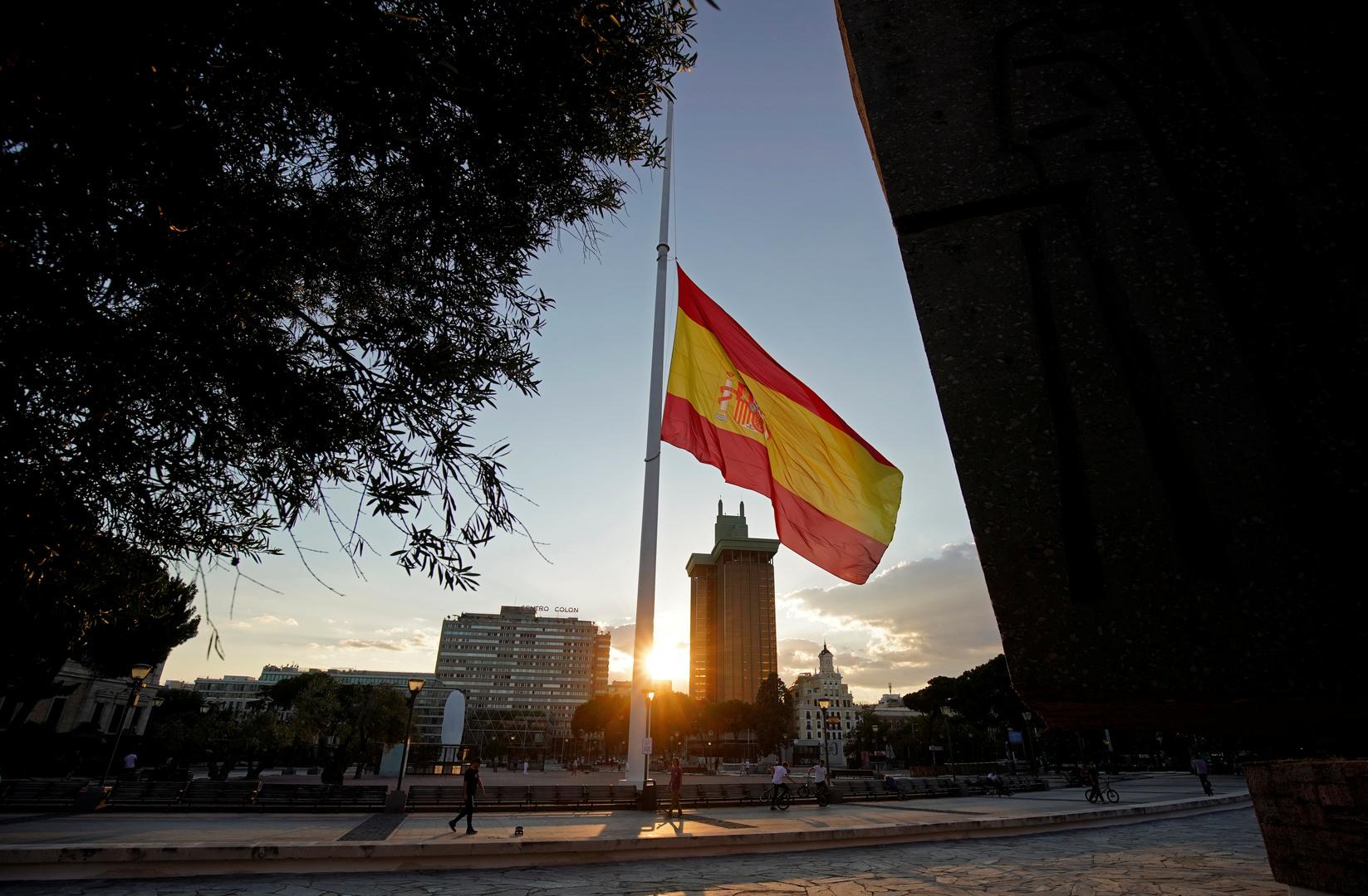إسبانيا تسجل أول وفاة بفيروس كورونا منذ 3 أيام