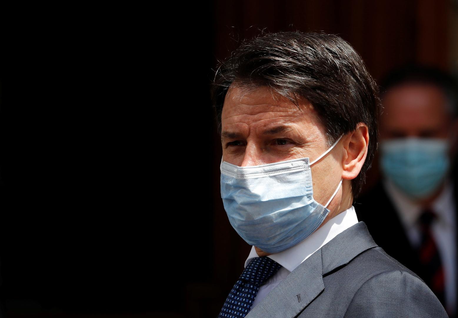 رئيس وزراء إيطاليا منزعج من