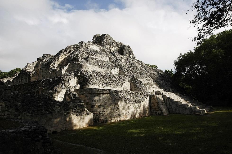 اكتشاف أقدم وأكبر بناء لحضارة المايا القديمة في المكسيك (صور)