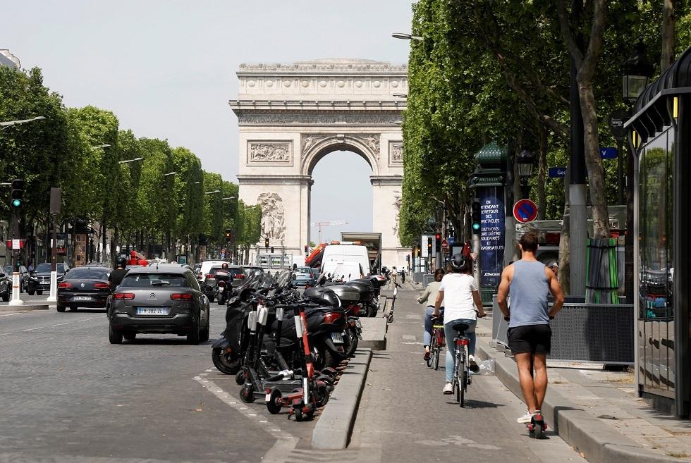 فرنسا تسجل 81 وفاة جديدة بفيروس كورونا