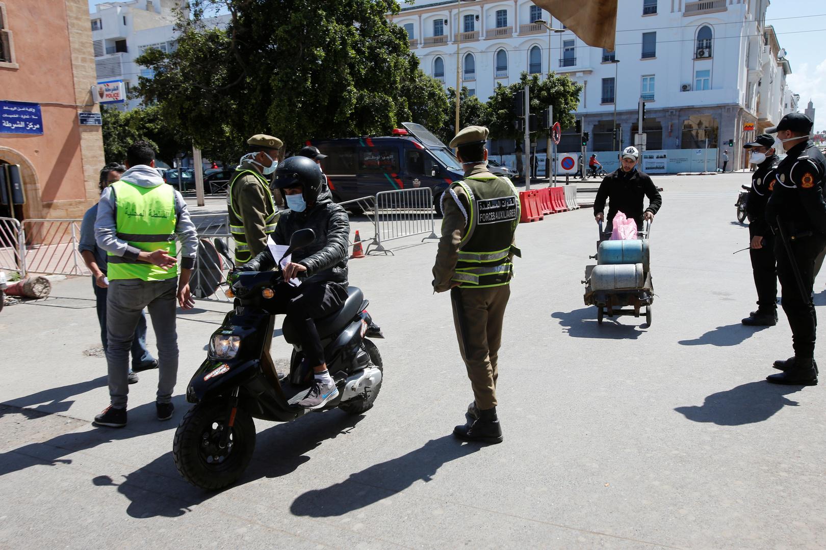إصابات كورونا في المغرب تتجاوز حاجز الـ8 آلاف وبؤرة في مراكش