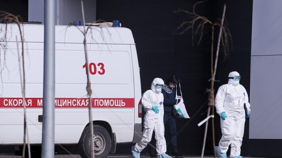 موسكو تسجل 64 وفاة جديدة بفيروس كورونا