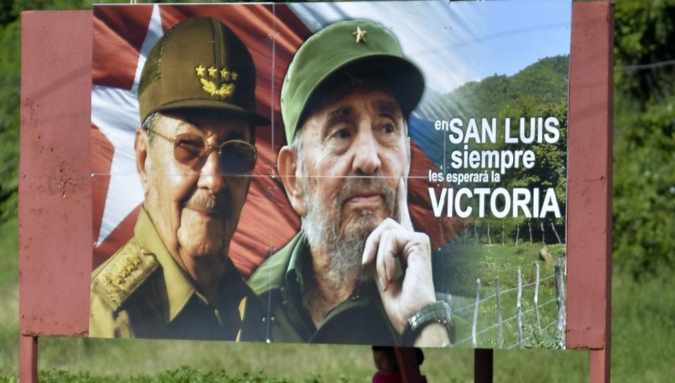 واشنطن توسع العقوبات ضد كوبا في عيد ميلاد كاسترو