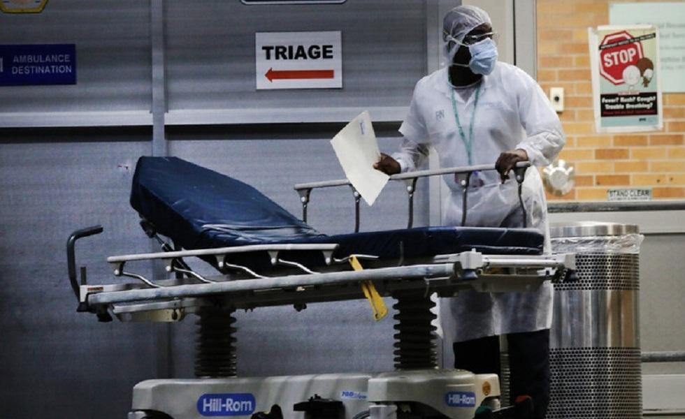 عدد الإصابات بكورونا في الولايات المتحدة يتجاوز الـ1.9 مليون حالة