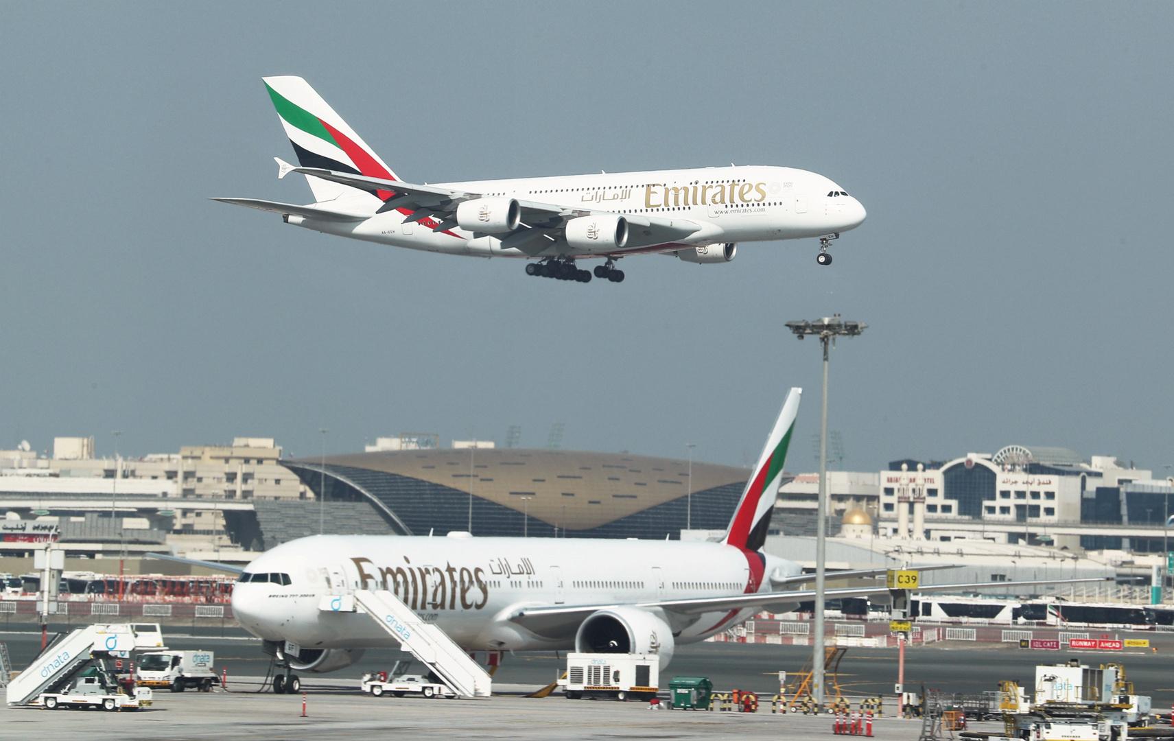 الإمارات تعلن استئناف رحلات الترانزيت