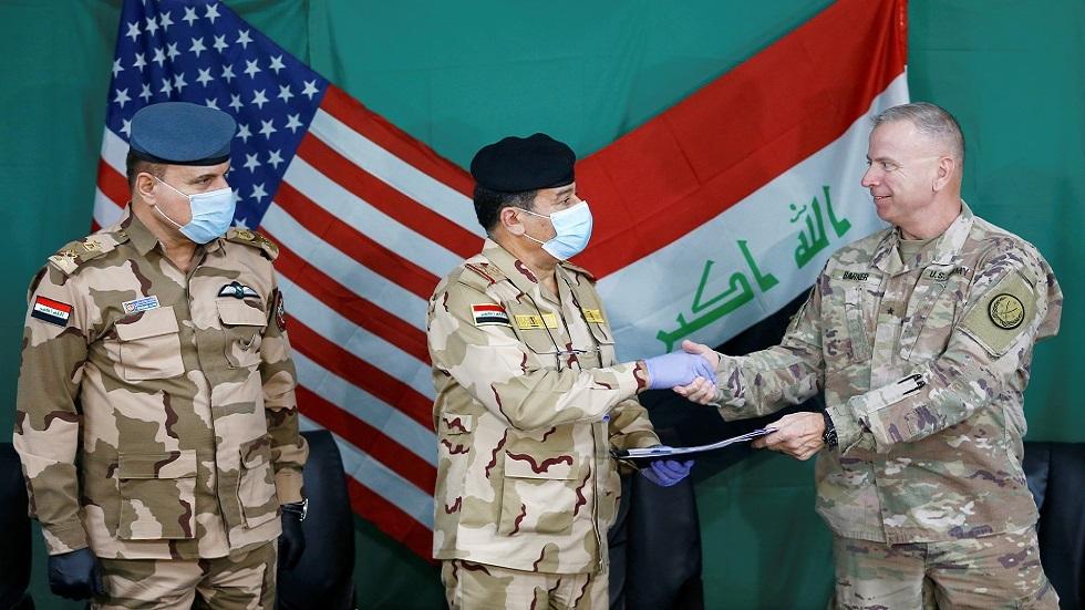 الكشف عن قوام الفريق العراقي في الحوار الاستراتيجي مع واشنطن