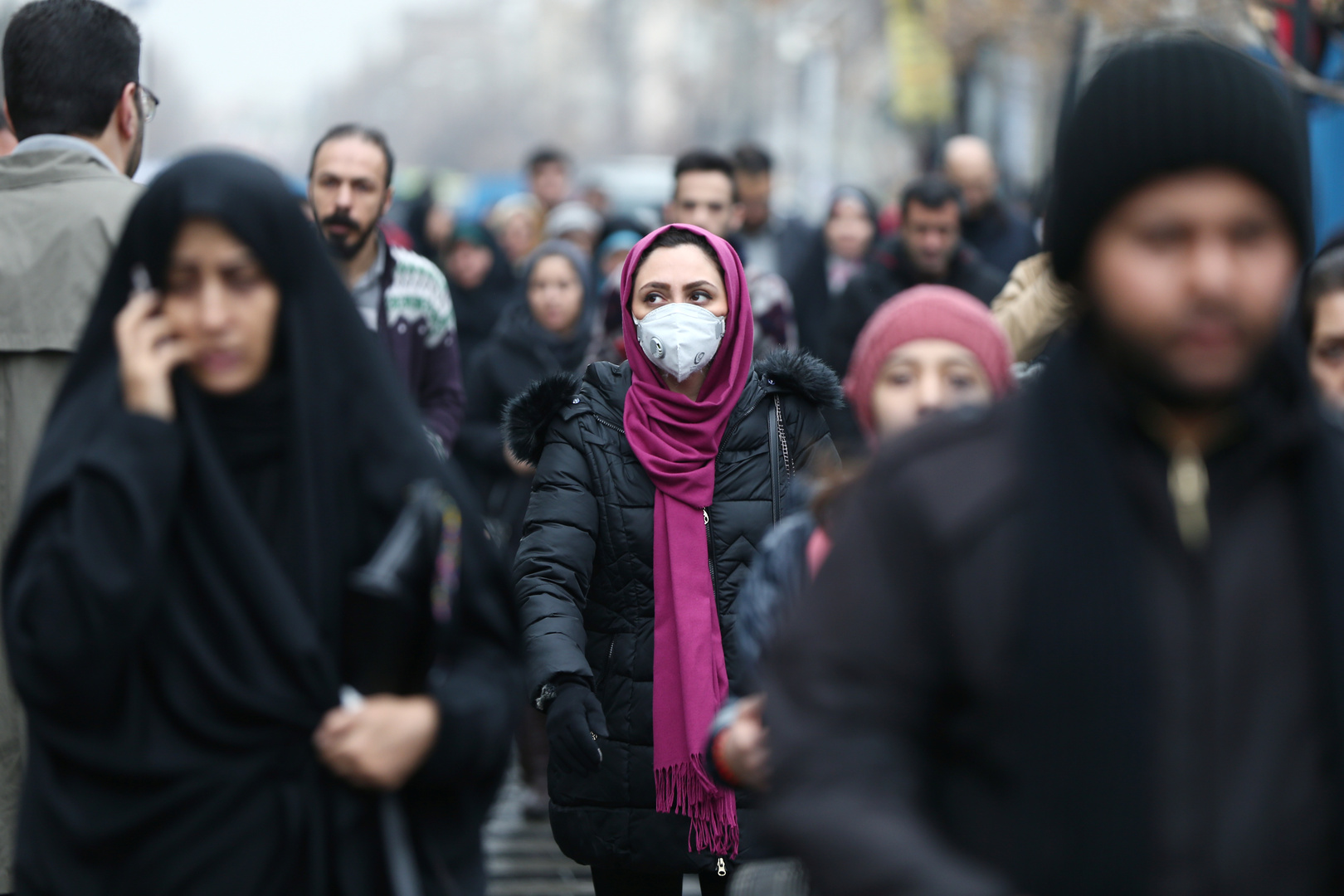 إيران تسجل أكبر حصيلة إصابات يومية بكورونا منذ بدء الجائحة
