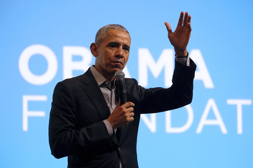 الرئيس الأمريكي السابق باراك أوباما- صورة أرشيفية