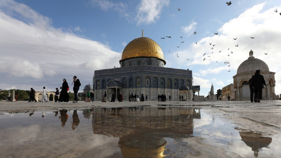 المسجد الأقصى- ارشيف